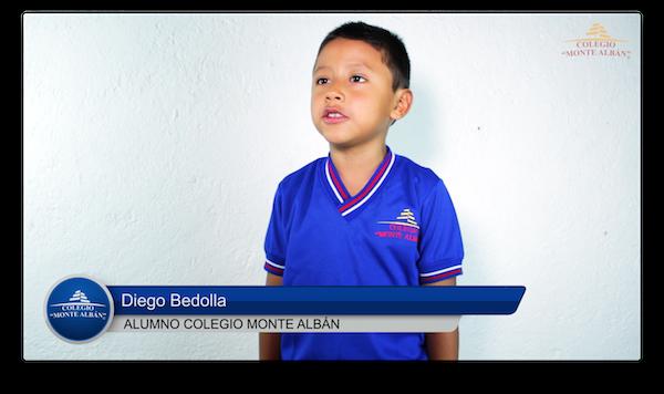 Video del testimonio de Diego Bedolla