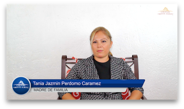 Video del testimonio de Tania Perdomo